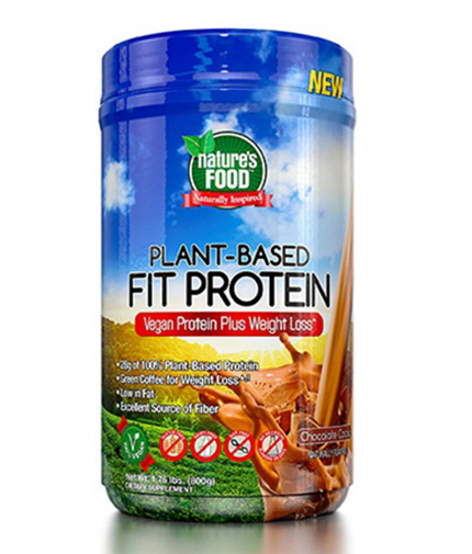 NATURE'S FOOD Plant-Based FIT Protein