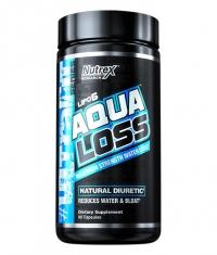 NUTREX Lipo 6 Aqua Loss / 80 Caps