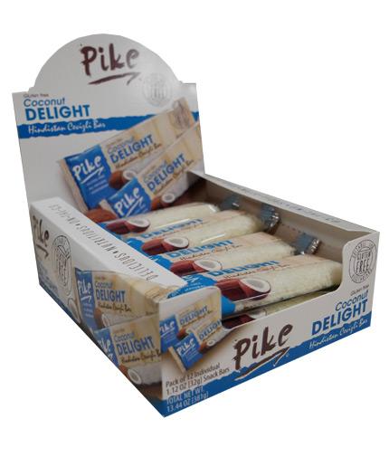 PIKE Coconut Bar Box 12x32g