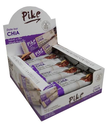 PIKE Chia Box 12x40g