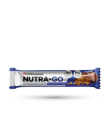 NUTRAMINO Low Sugar Protein bar 64g