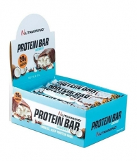 NUTRAMINO Protein Bar Coconut Box 12x66g