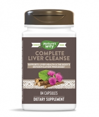 NATURES WAY Complete Liver Cleanse / 84 Caps