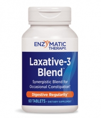 NATURES WAY Laxative-3 Blend / 60 Tabs