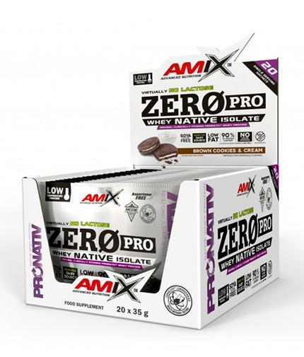 AMIX Zero Pro Sachet / 35g