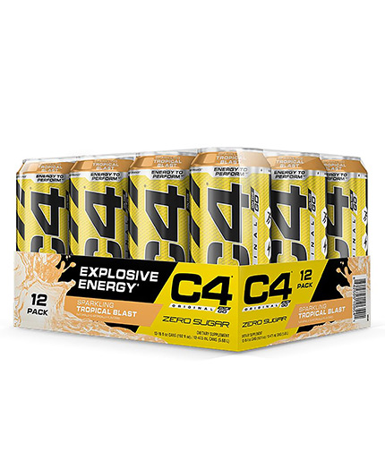 CELLUCOR *** Carbonated Box / 12x473ml