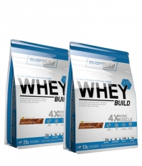 PROMO STACK EB Whey 2.0 Stack