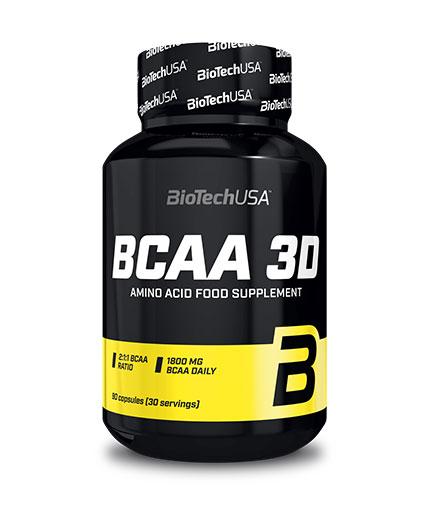 BIOTECH USA *** 3D / 90 Caps.
