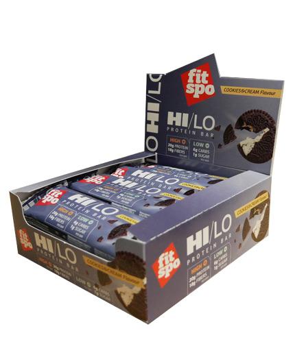 FIT SPO HI/LO Box / 12x60g