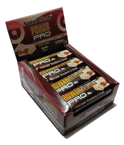 NATURETECH Power PRO Bar / 12x80g.