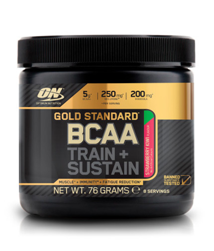 OPTIMUM NUTRITION Gold Standard *** Train + Sustain 76g.