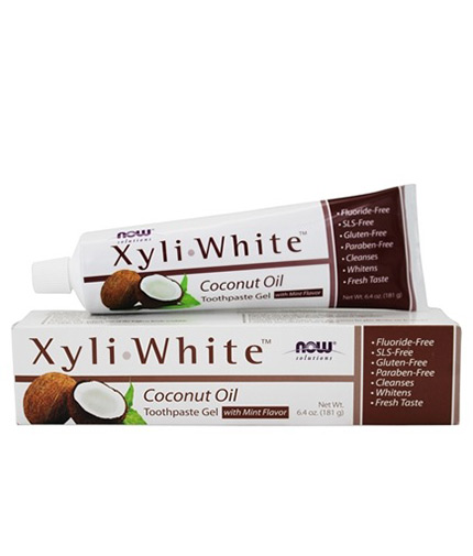 NOW XyliWhite Coconut