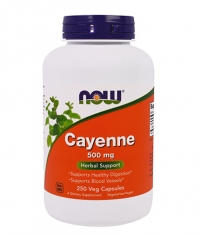 NOW Cayenne 500mg / 250 Vcaps
