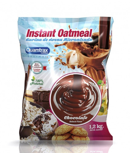QUAMTRAX NUTRITION Instant Oatmeal