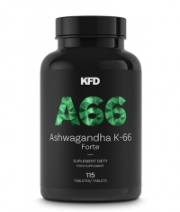 KFD Ashwagandha / 115 Tabs.