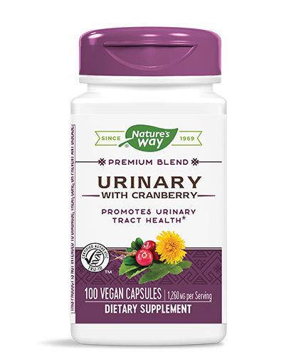 NATURES WAY Urinary / 100 Vcaps