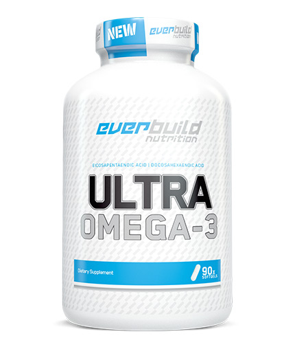 EVERBUILD Ultra Omega-3 / 90 Softgels