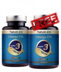PROMO STACK NATURE ON Omega-3 1+1 FREE Stack