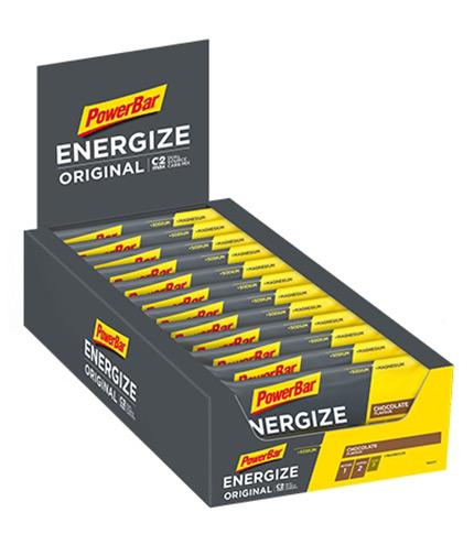 POWERBAR Energize Bar Box / 25x55gr