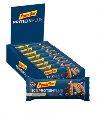 POWERBAR Protein Plus Bar 30% Box / 15x55gr