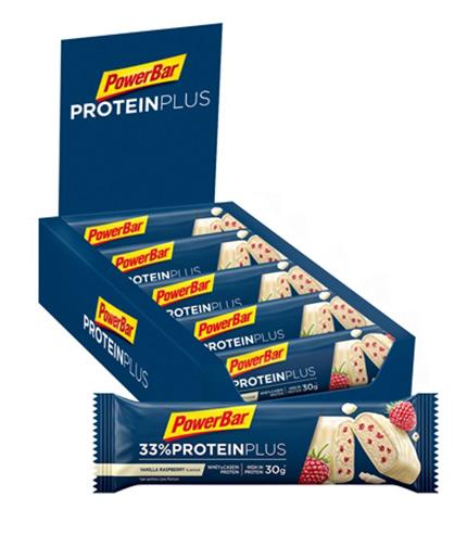 POWERBAR Protein Plus Bar 33% Box / 10x90gr