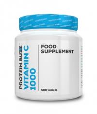 PROTEIN.BUZZ Vitamin C 1000 / 500 Tabs