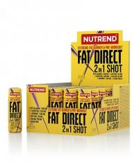 NUTREND Fat Direct Shot / 20x60ml