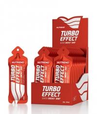 NUTREND Turbo Effect Shot / 20x25ml