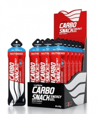 NUTREND Carbosnack with Caffeine Sachets Box / 18x55g