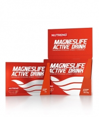 NUTREND Magneslife Active Drink / 10x15g