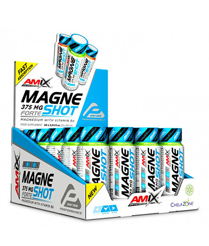 AMIX MagneShot Forte 375 mg Box / 20x60ml