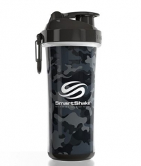 SMART SHAKE Double Wall 750ml / Camo Gray