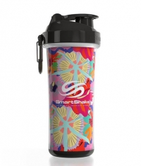 SMART SHAKE Double Wall 750ml / Flower Power
