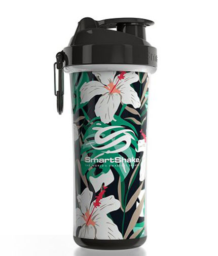 SMART SHAKE Double Wall 750ml / Hawaii (Tropical)
