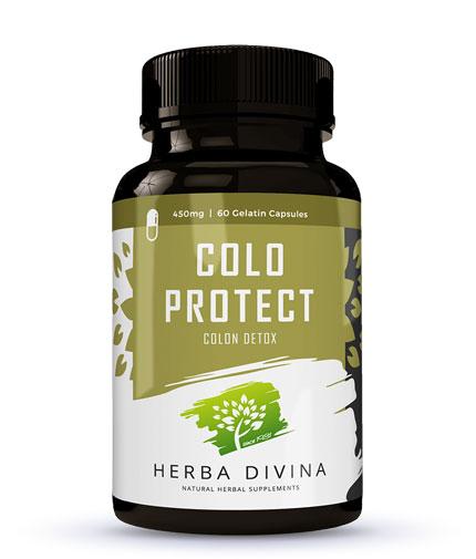 HERBA DIVINA Colo Protect / 60 Caps