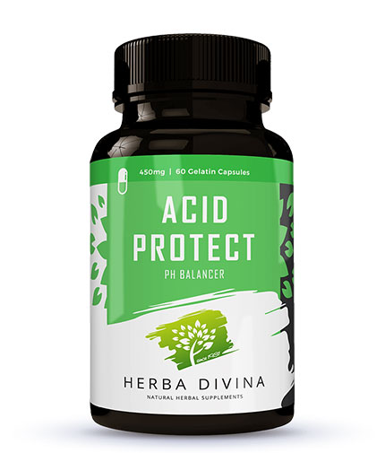 HERBA DIVINA Acid Protect / 60 Caps