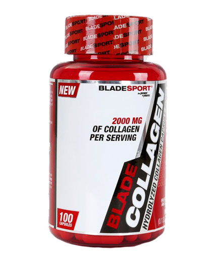 BLADE SPORT Collagen / 100 Caps