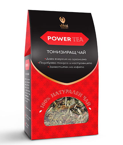 VITAL CONCEPT Power Tea