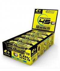 4+ NUTRITION Protein 45 + Bar Box / 12x90g