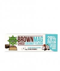 CVETITA HERBAL BrownMag Bar Coconut Box / 12x60g