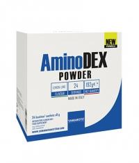 YAMAMOTO AminoDEX POWDER Kyowa Quality / 24 Packs