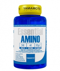 YAMAMOTO Essential Amino / 240 Tabs