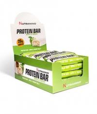 NUTRAMINO Protein Bar Box Soft Apple & Yoghurt 25x60g