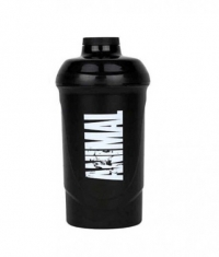 UNIVERSAL ANIMAL Shaker Black / 600 ml