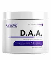OSTROVIT PHARMA D-Aspartic Acid / DAA Powder