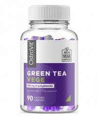 OSTROVIT PHARMA Green Tea 500 mg / Vege / 90 Caps
