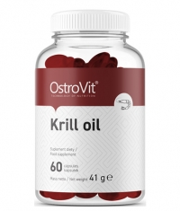OSTROVIT PHARMA Krill Oil 500mg / 60 Softgels