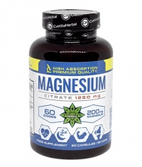 CVETITA HERBAL Magnesium Citrate 200mg / 60 Caps