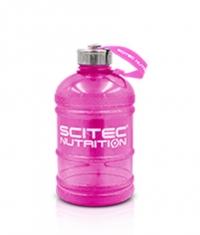 SCITEC Water Jug Waterbottle / PINK / 1300ml