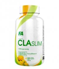 FA NUTRITION CLA Slim / 180 Softgels